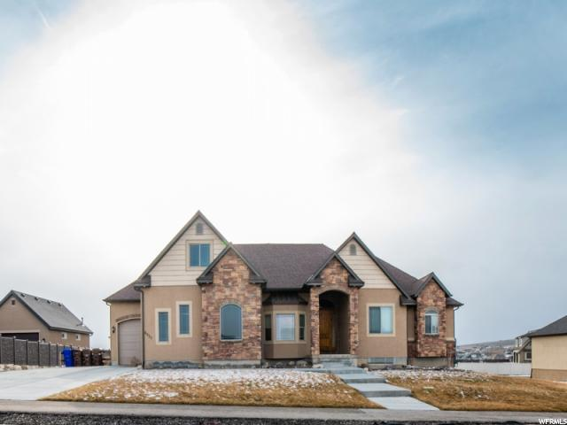 9053 N Cassie Dr W, Eagle Mountain, UT 84005 (#1586364) :: Big Key Real Estate
