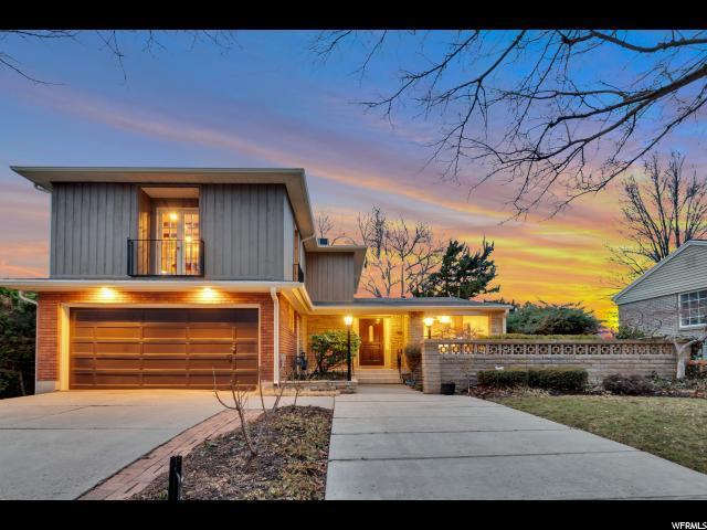 1948 S Laurelhurst Dr, Salt Lake City, UT 84108 (#1586374) :: Big Key Real Estate
