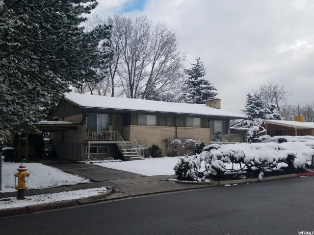 1219 Bonner Way, Millcreek, UT 84117 (#1586376) :: Bustos Real Estate | Keller Williams Utah Realtors