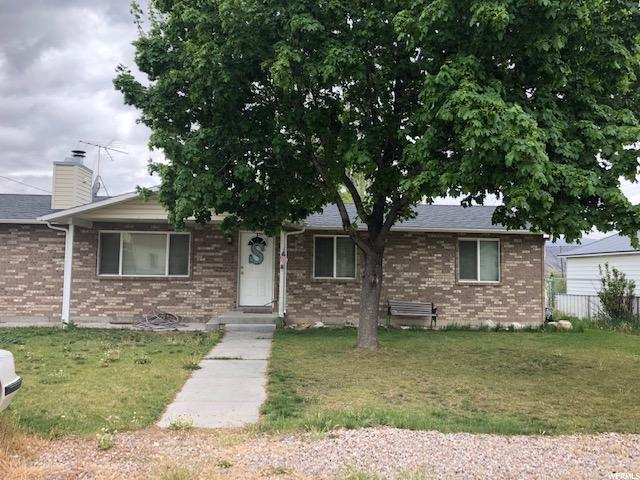 160 S 500 W, Manti, UT 84642 (#1586379) :: Colemere Realty Associates