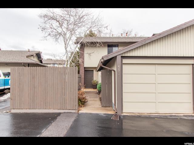 4667 S Black Swan Dr, Salt Lake City, UT 84117 (#1586396) :: Big Key Real Estate