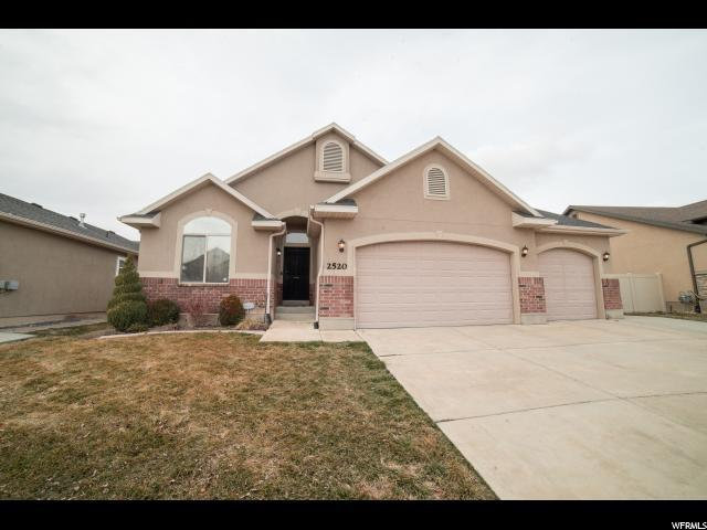 2520 W 2400 N, Lehi, UT 84043 (#1586406) :: Big Key Real Estate