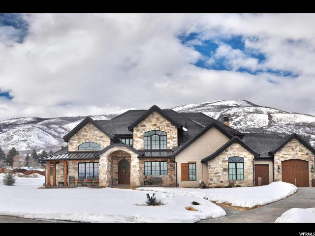 908 S Cascade Ct, Midway, UT 84049 (#1586411) :: The Canovo Group