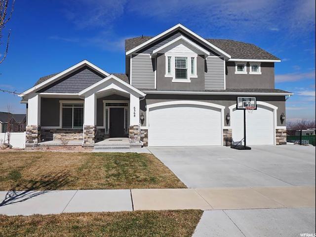 6368 W 14300 S, Herriman, UT 84096 (#1586416) :: Bustos Real Estate | Keller Williams Utah Realtors