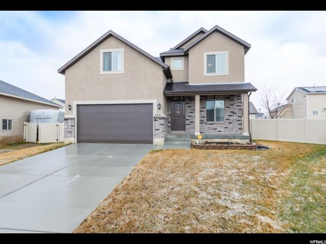 2571 W 1835 N, Clinton, UT 84015 (#1586430) :: Big Key Real Estate