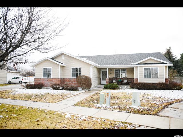 672 W 880 S, Logan, UT 84321 (MLS #1586449) :: Lawson Real Estate Team - Engel & Völkers