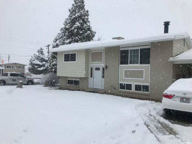 365 E Valley View Dr N, Tooele, UT 84074 (#1586492) :: Bustos Real Estate   Keller Williams Utah Realtors