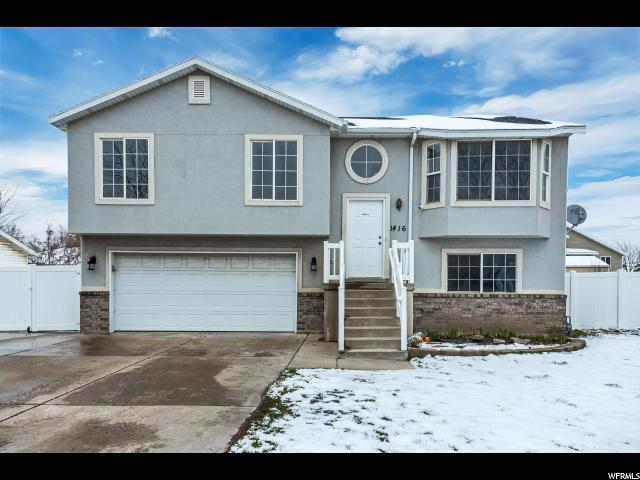 1416 W 2550 S, Woods Cross, UT 84087 (#1586502) :: The Utah Homes Team with iPro Realty Network