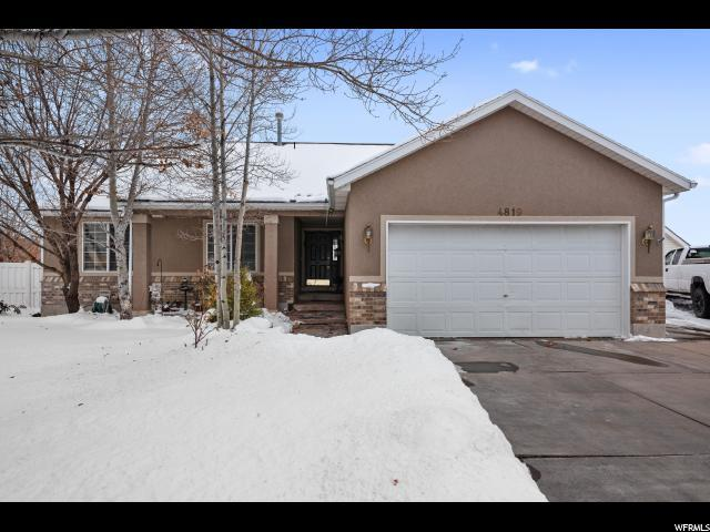 4819 W Park Vale Dr, West Jordan, UT 84084 (#1586510) :: Big Key Real Estate