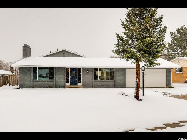 1375 E 6710 S, Cottonwood Heights, UT 84121 (#1586518) :: Bustos Real Estate | Keller Williams Utah Realtors
