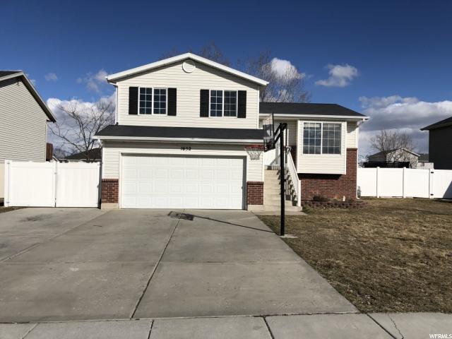 1652 N 2475 W, Clinton, UT 84015 (#1586570) :: Bustos Real Estate   Keller Williams Utah Realtors
