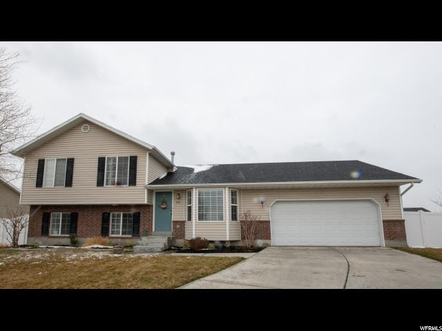 884 S Chappel Valley Loop, Lehi, UT 84043 (#1586579) :: Bustos Real Estate | Keller Williams Utah Realtors