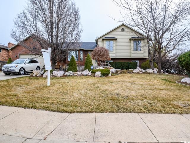 60 N 1000 W, Clearfield, UT 84015 (#1586587) :: Bustos Real Estate   Keller Williams Utah Realtors