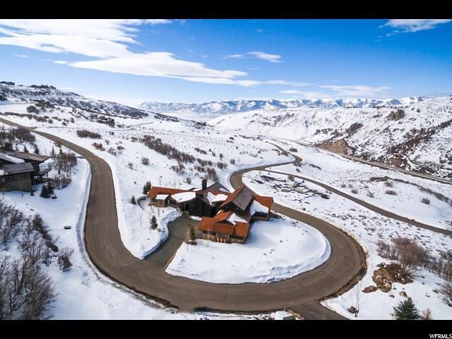 1590 Canyon Gate Rd, Park City, UT 84098 (#1586636) :: Colemere Realty Associates