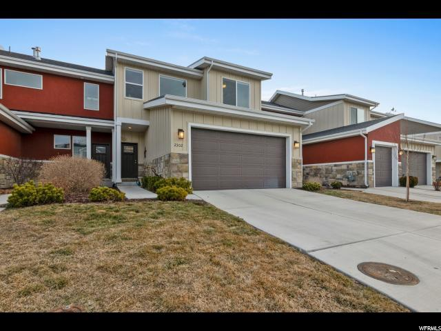 2302 S Long Dr, Saratoga Springs, UT 84045 (#1586638) :: Red Sign Team