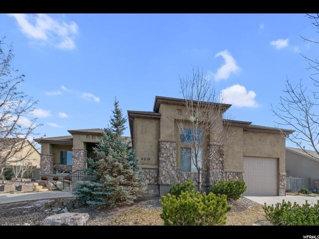 9218 Mount Airey Dr, Eagle Mountain, UT 84005 (#1586648) :: Red Sign Team