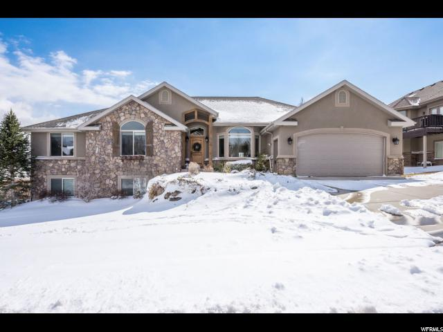 6353 Lone Rock Rd, Highland, UT 84003 (#1586652) :: Red Sign Team