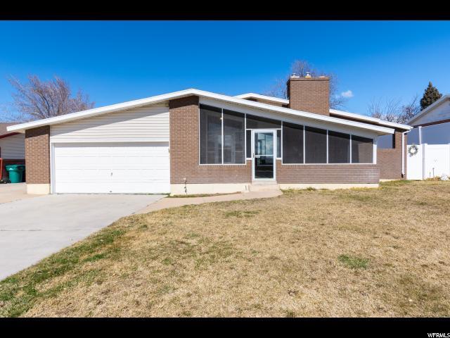 591 E 250 S, Clearfield, UT 84015 (#1586659) :: Bustos Real Estate   Keller Williams Utah Realtors