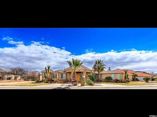 806 N 2500 W, Hurricane, UT 84737 (#1586663) :: Big Key Real Estate