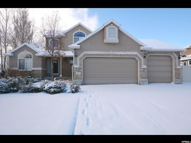 3163 W 12875 S, Riverton, UT 84065 (#1586705) :: Colemere Realty Associates