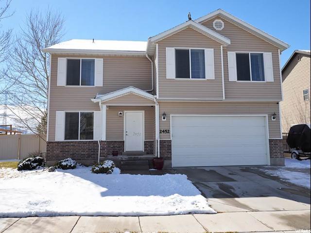 2452 E Summit Way N, Eagle Mountain, UT 84005 (#1586713) :: Bustos Real Estate | Keller Williams Utah Realtors