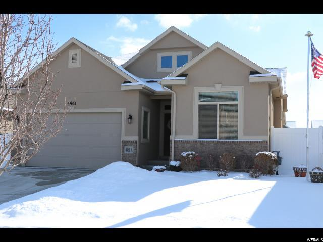 4961 W Wild Mare Way, Riverton, UT 84096 (#1586726) :: Colemere Realty Associates