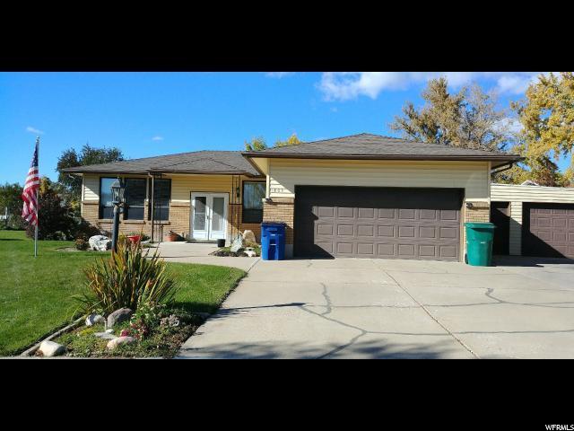 1803 N 1475 W, Layton, UT 84041 (#1586749) :: Bustos Real Estate | Keller Williams Utah Realtors