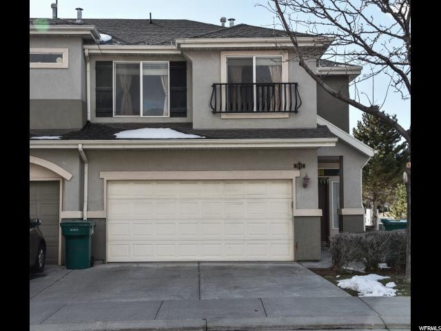 3112 S Alsace Way W, West Valley City, UT 84119 (#1586755) :: Big Key Real Estate