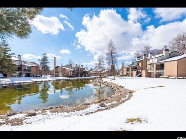 1231 E Brickyard Rd #503, Salt Lake City, UT 84106 (#1586776) :: Big Key Real Estate
