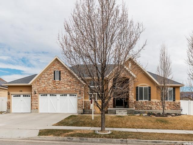 5136 Cloudywing, Riverton, UT 84096 (#1586791) :: Colemere Realty Associates