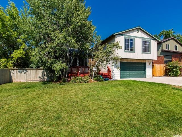 3309 E Danforth Dr, Cottonwood Heights, UT 84121 (#1586859) :: goBE Realty