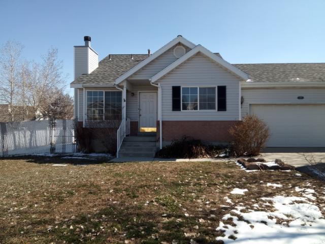 3371 S Ovation W, West Valley City, UT 84128 (#1586873) :: Big Key Real Estate