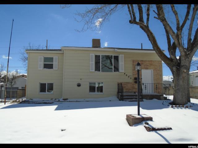 4605 W 5375 S, Kearns, UT 84118 (#1586878) :: Big Key Real Estate