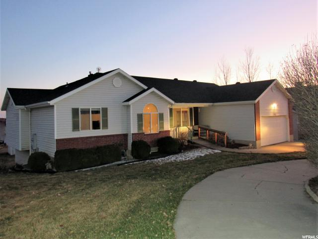313 W 3100 N, Pleasant View, UT 84414 (#1586883) :: Keller Williams Legacy