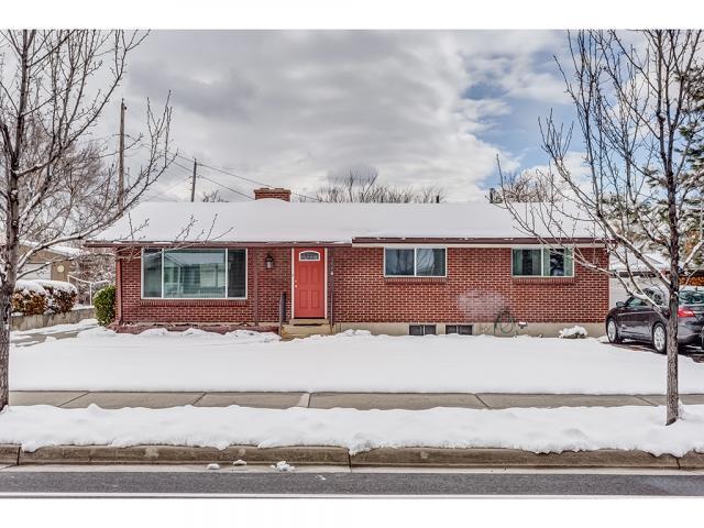 344 E 5300 S, Murray, UT 84107 (#1586899) :: Bustos Real Estate   Keller Williams Utah Realtors
