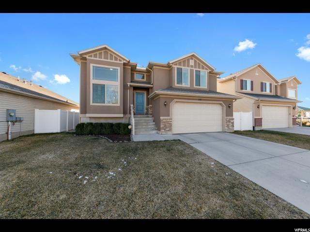 296 Greenwich Dr, North Salt Lake, UT 84054 (#1586916) :: Bustos Real Estate | Keller Williams Utah Realtors