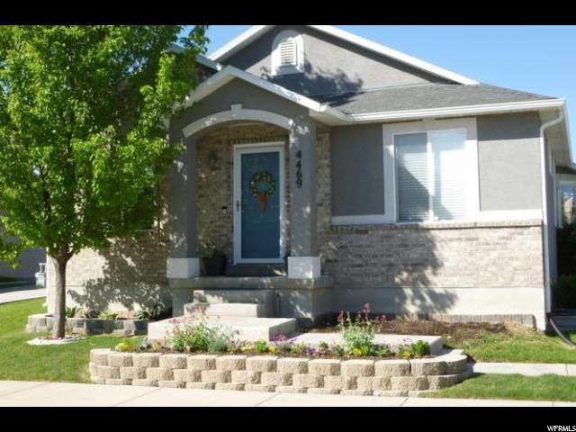 4469 W Osage Rd S, Riverton, UT 84096 (#1586917) :: Colemere Realty Associates