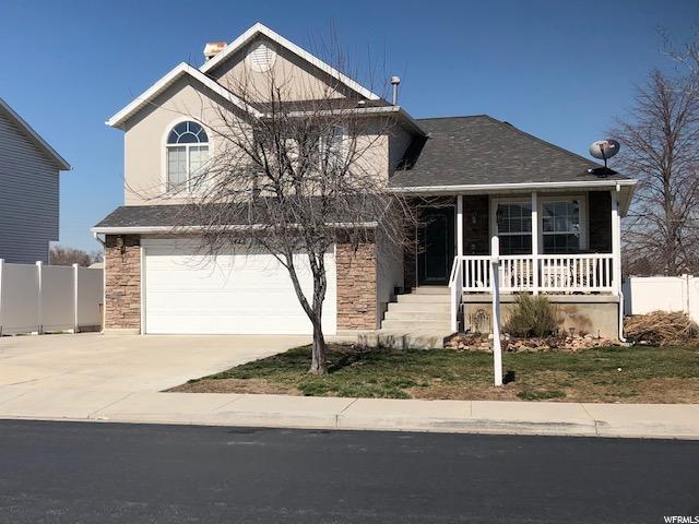 1422 W Lancelot S, West Valley City, UT 84119 (#1586924) :: Big Key Real Estate
