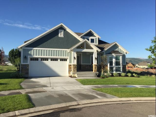 2776 E Weathervane Way S #808, Heber City, UT 84032 (MLS #1586972) :: High Country Properties