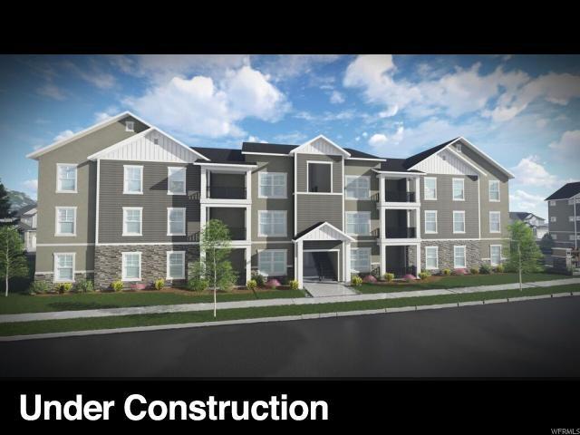 14667 S Astin Ln O203, Herriman, UT 84096 (#1586973) :: Big Key Real Estate