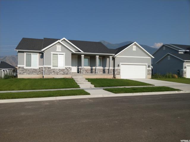 182 N 2750 E, Spanish Fork, UT 84660 (#1587003) :: Bustos Real Estate | Keller Williams Utah Realtors