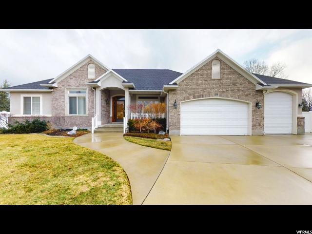 459 E Fox Farm Pl S, Draper, UT 84020 (#1587029) :: Bustos Real Estate | Keller Williams Utah Realtors