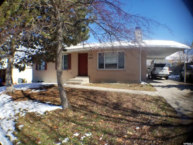 4159 S King Valley Way W, West Valley City, UT 84128 (#1587041) :: Big Key Real Estate