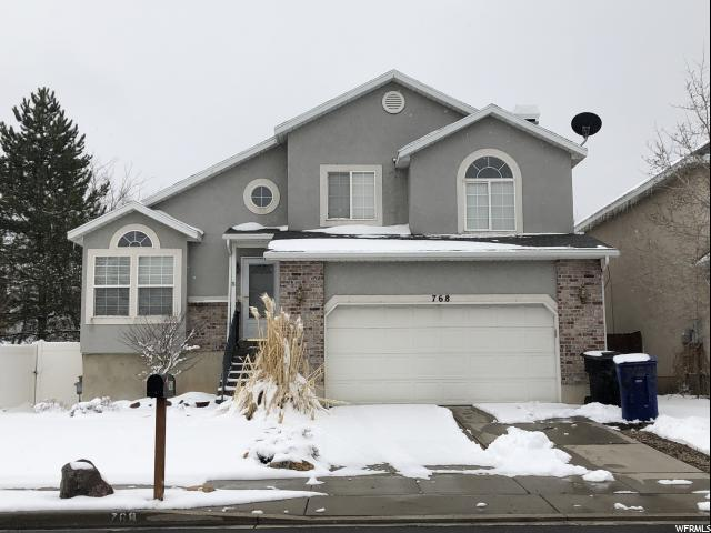 768 E Rowley Dr S, Millcreek, UT 84107 (#1587051) :: Colemere Realty Associates