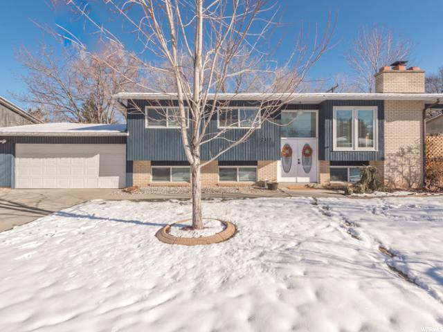 2117 E Howey Dr. S, Holladay, UT 84121 (#1587064) :: Colemere Realty Associates