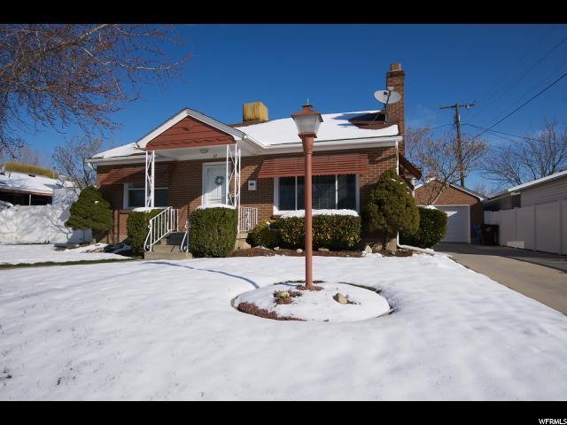 82 W Garden View Dr, Midvale, UT 84047 (#1587067) :: Bustos Real Estate | Keller Williams Utah Realtors