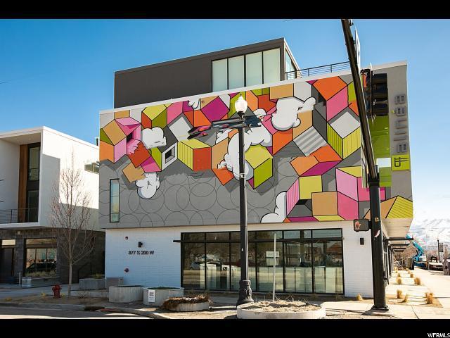 877 S 200 W #218, Salt Lake City, UT 84101 (MLS #1587072) :: Lawson Real Estate Team - Engel & Völkers