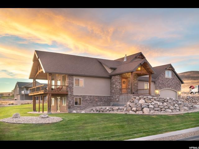 1225 N County View Dr, Tremonton, UT 84337 (#1587110) :: The Canovo Group