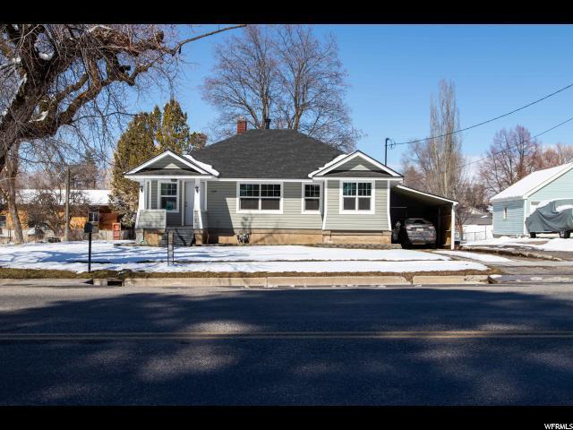 169 E Center, Smithfield, UT 84335 (#1587117) :: Exit Realty Success