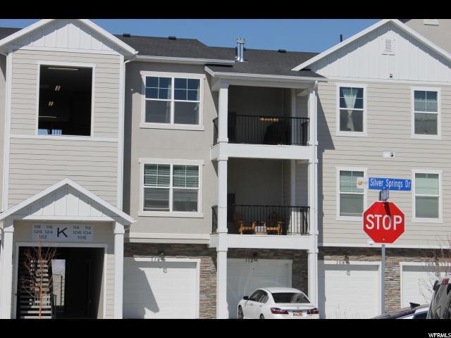 126 W Silver Springs Dr #1107, Vineyard, UT 84059 (MLS #1587127) :: Lawson Real Estate Team - Engel & Völkers